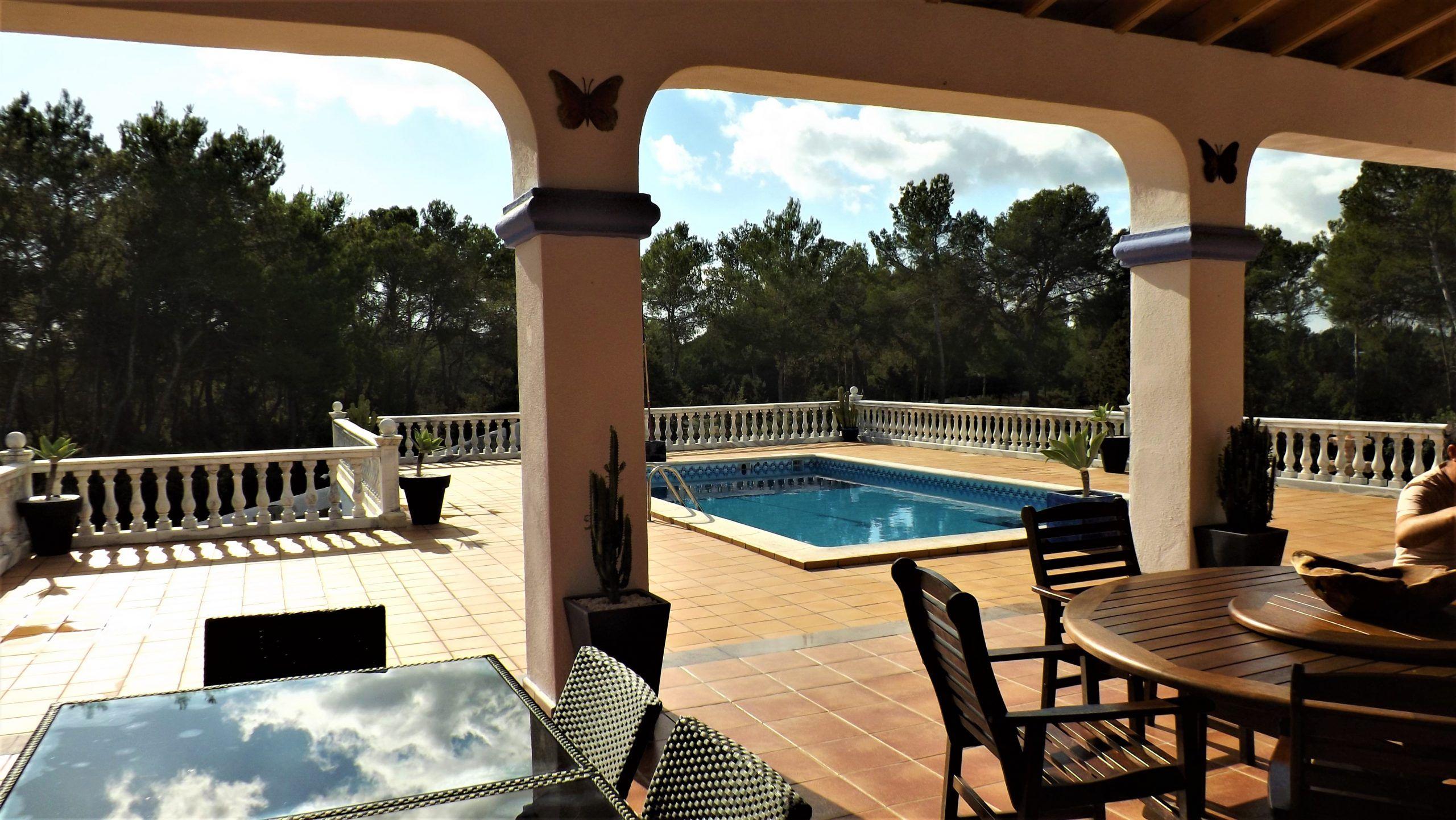 Villa Cala Llena